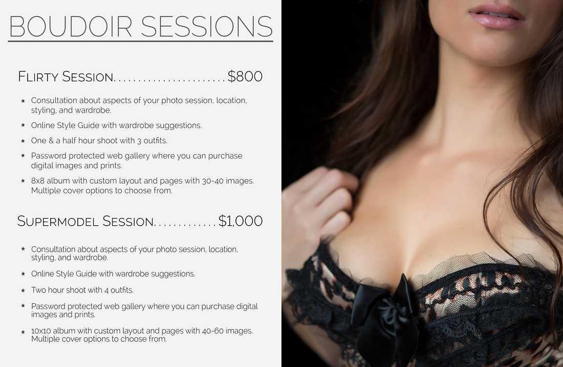 boudoir sessions