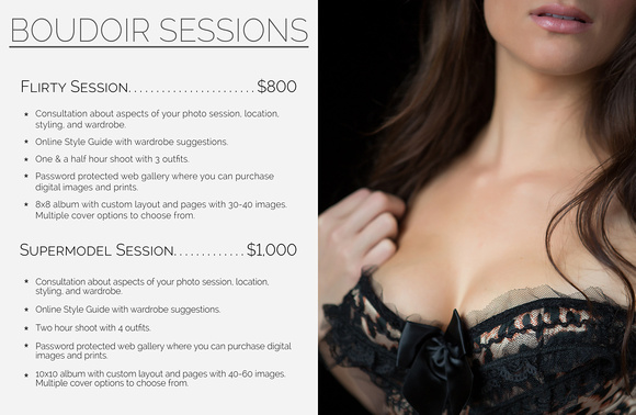Lea St  Germain | B | boudoir sessions
